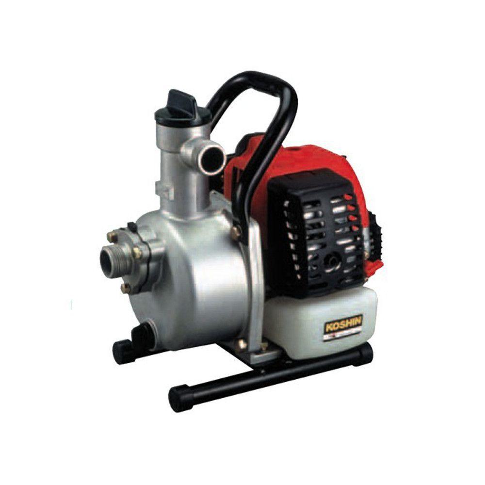 Pompentechniek - Verbrandingsmotor