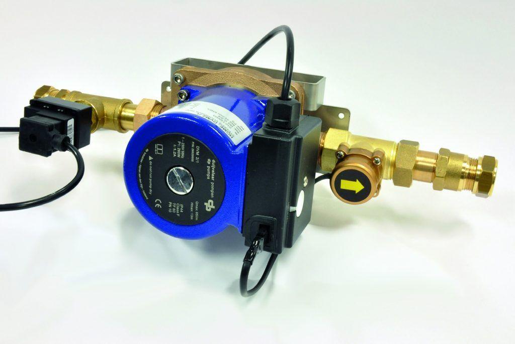 DP Pumps - Home Unit Pro Plus